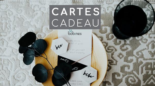 Carte Cadeau Atelier Couture Nantes