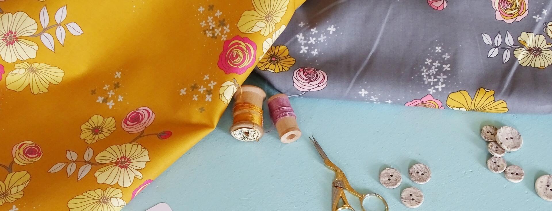 Tissu Michael Miller Fabrics Qualité Coton