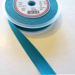 Biais Polycoton Bleu Lagon 20mm