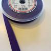 Biais Polycoton Prune 20mm