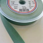 Biais polycoton Vert Amande 20mm