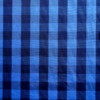 coton bleu fabriqué en Europe