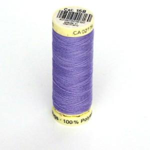 Fil Gutermann Violet Lilas 158