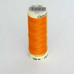 Fil Gutermann Orange Clair 350