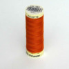 Fil Gutermann Orange Marron Rouille 982