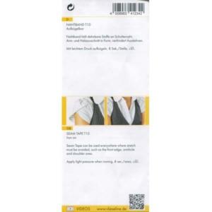 vliesline T10 thermocollant bande droit fil