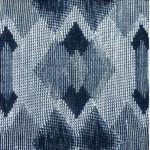 Tissu Bio Art Deco Coton Lin Francais
