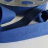 biais jersey coton bleu
