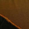 Chambray Darkbiscotte Coton Bio Gots