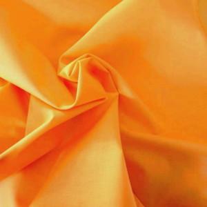 Tissu jaune uni miller coton
