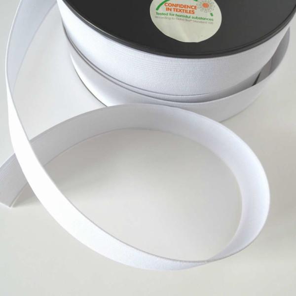 Elastique 30mm Blanc Mercerie
