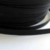 elastique 6mm noir