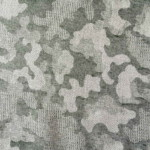 jacquard camouflage coton tissu vert kaki