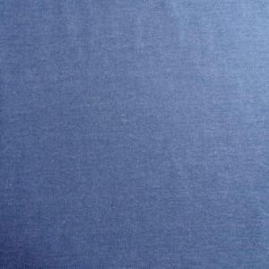 Jersey Denim Bleu Coton Bio Gots