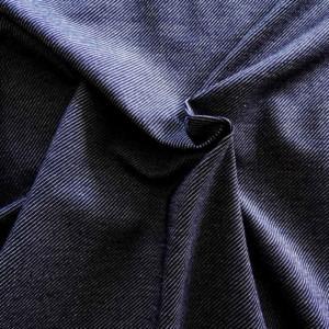 jersey Imitation denim coton brut bleu