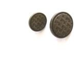 boutons-tresses-bronze-36bobines-vieil-or