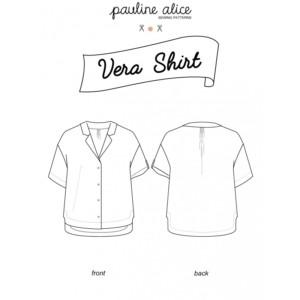 chemise vera pauline alice patron couture