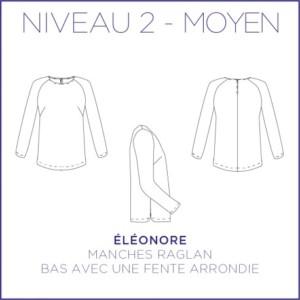 Eleonore Blouse