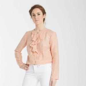 Elodie Blouse Patron Coralie Bijasson Couture