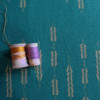 jersey fusion rainforest artgalleryfabrics 36bobines tissu vert