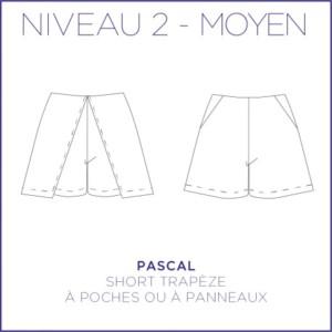 pascal short patron couture coralie bijasson