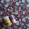 popeline-coton-anais-fleurs-marron-36bobines-style liberty