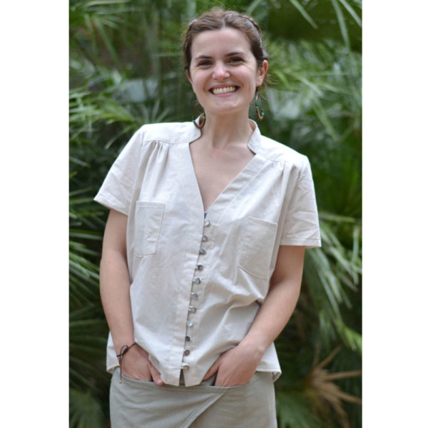 Reina Couture Patron Femme Chemisier