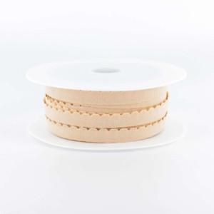elastique bordure festons 12 mm chair