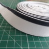 elastique calecon blanc gris 30 mm