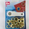 oeillets metal 11 mm or