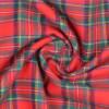 flanelle coton écossais rouge