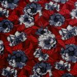 jersey fleurs grises 36 bobines