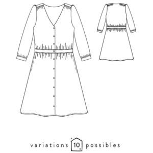 Harmonie Robe