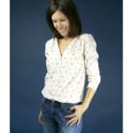 Harmonie Robe Blouse Couture Femme