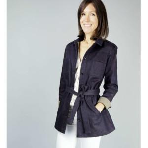 Tempo Veste Saharienne Patron Pochette Couture