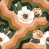 Viscose Spring Reverie 2234-01