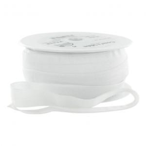Biais Elastique Blanc