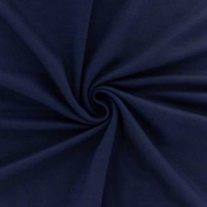 Maille Piquée Polo Coton Bio Bleu Marine