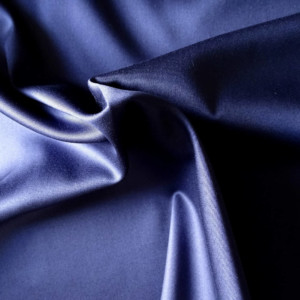 Satin Bleu Marine 36 bobines