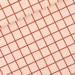 Tissu Maillot de Bain Grid Lycra