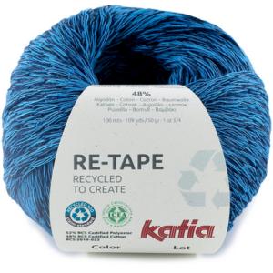 Retape bleu 208